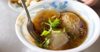 【屏東美食】東港 正宗肉丸 》第二市場中的傳統平價美食 3