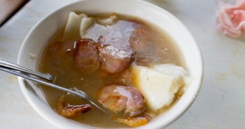 【屏東美食】東港 葉家肉粿 》來東港必吃的道地排隊小吃 1
