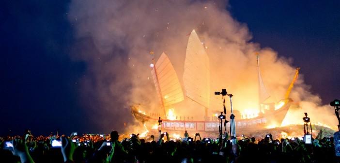 2012 東港迎王 送王 燒王船