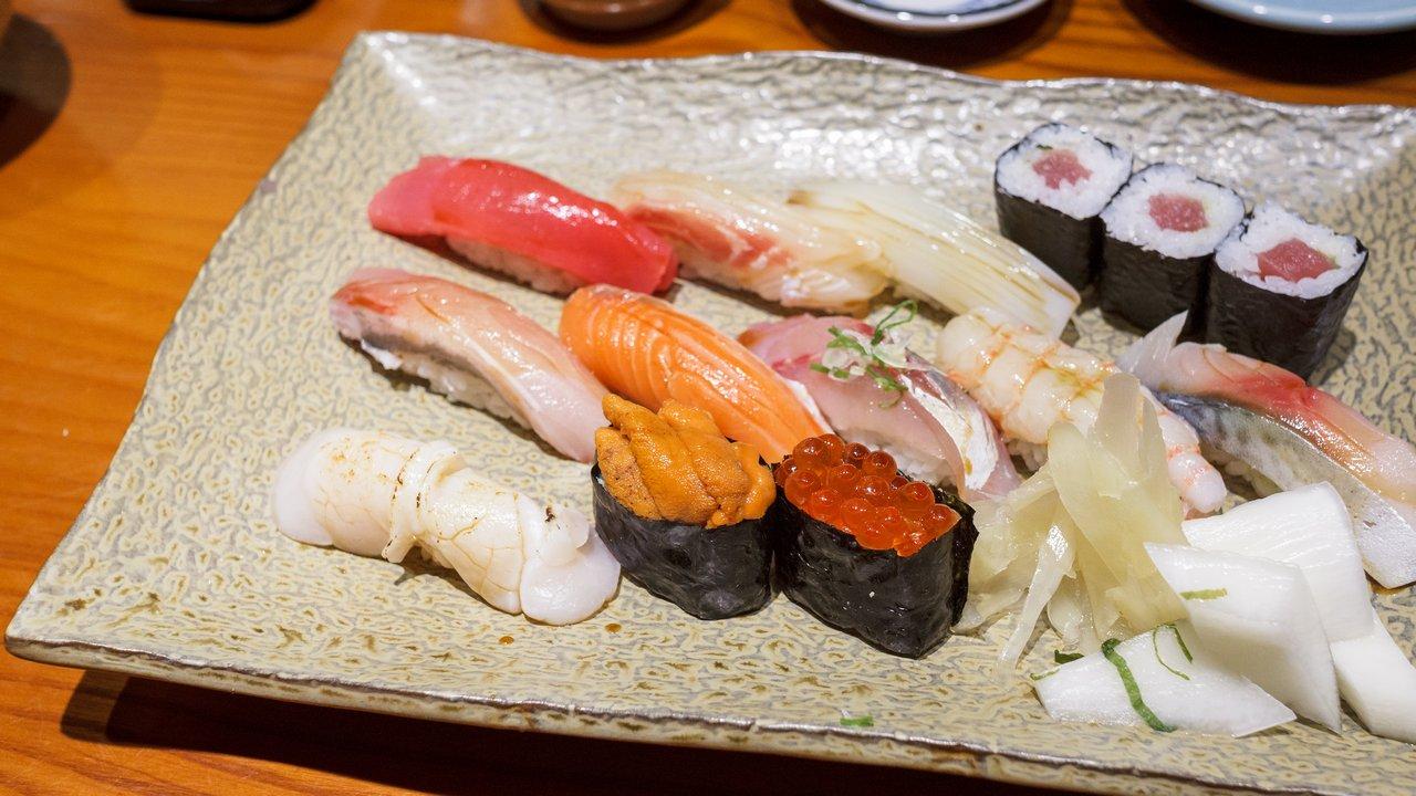 【台北美食】大安 利休日本料理 1