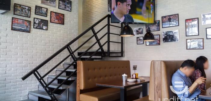 【台北美食】1Bite2Go Cafe & Deli 信義店 》飯店等級的美式三明治料理 11