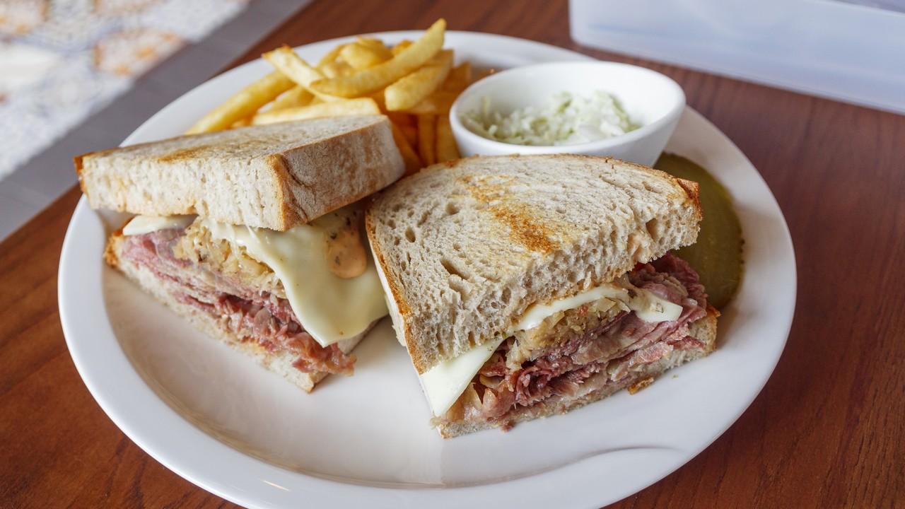【台北美食】1Bite2Go Cafe & Deli 信義店 》飯店等級的美式三明治料理 1