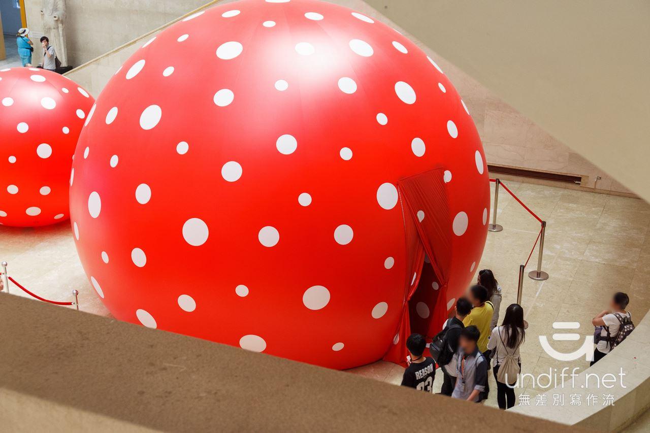 草間彌生 亞洲巡迴展台灣站 高雄市立美術館