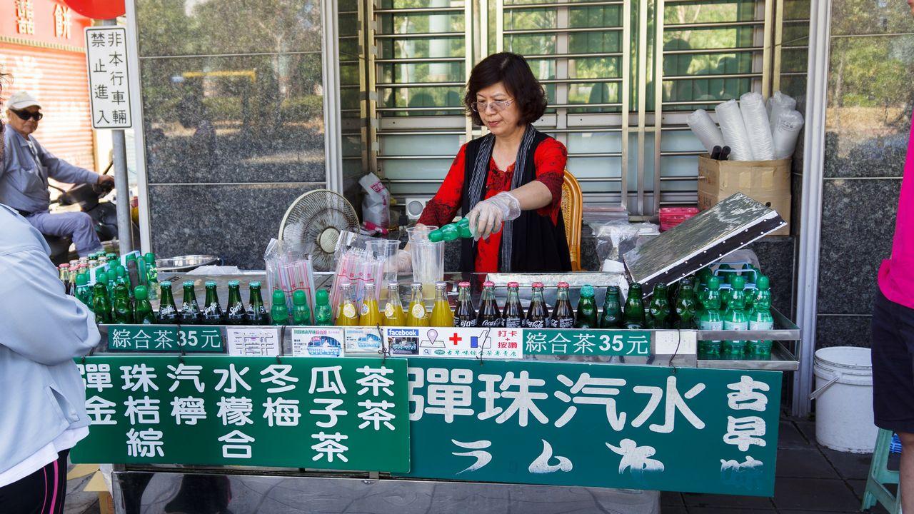 【高雄美食】阿婆綜合茶 》神奇的在地古早味混搭飲料 1