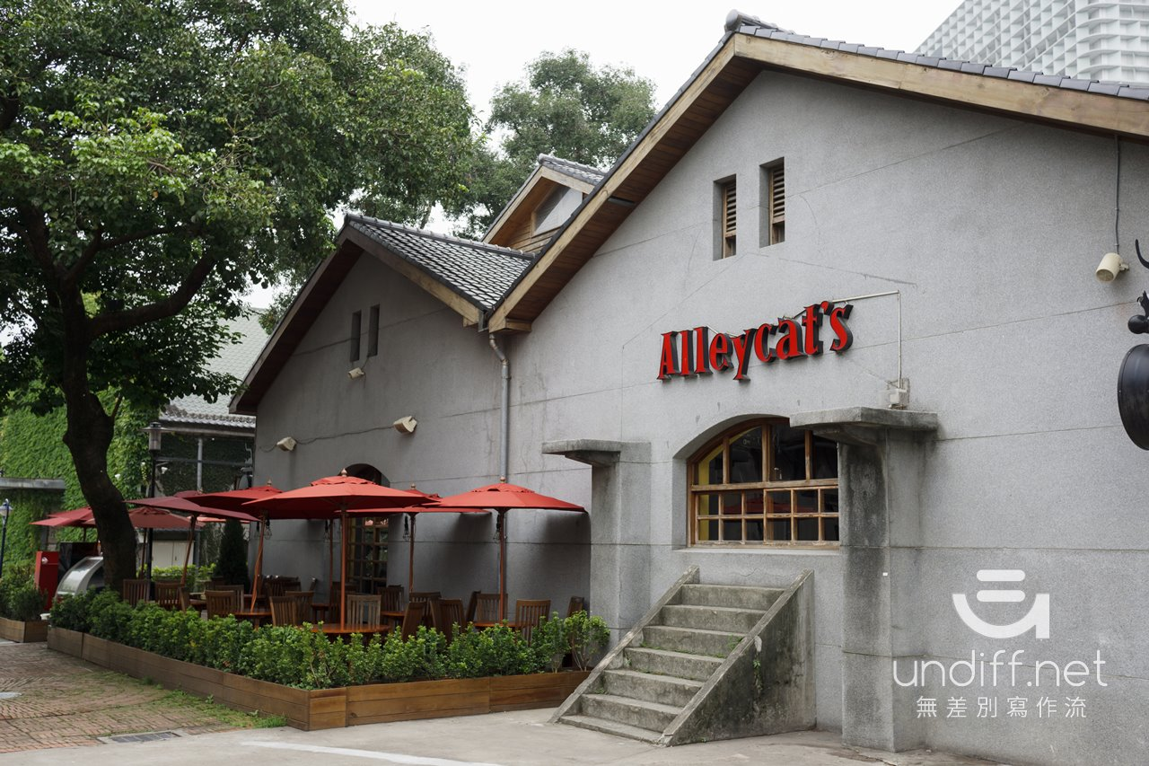 Alleycat's Pizza 華山店