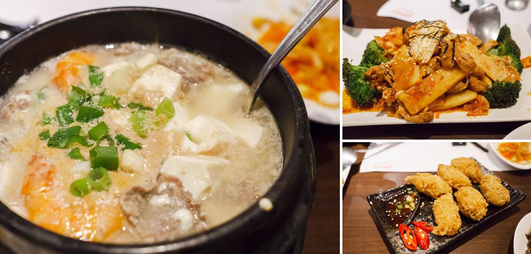 【台北美食】涓豆腐 微風台北車站店 》韓式嫩豆腐煲專賣店 1