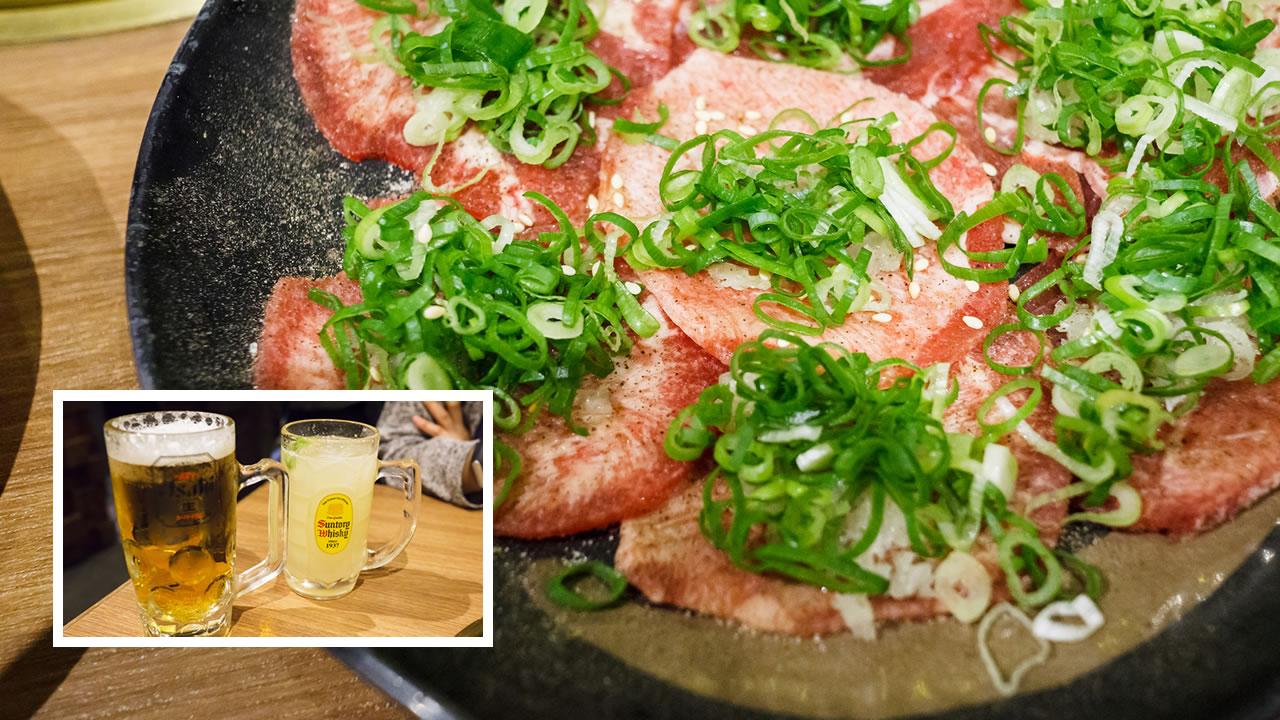 【台北美食】乾杯 信義ATT店 》美味燒肉&角HIGH的完美組合 1