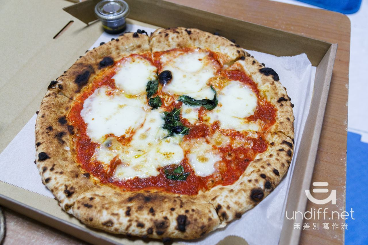 Green House Pizzeria 拿坡里披薩