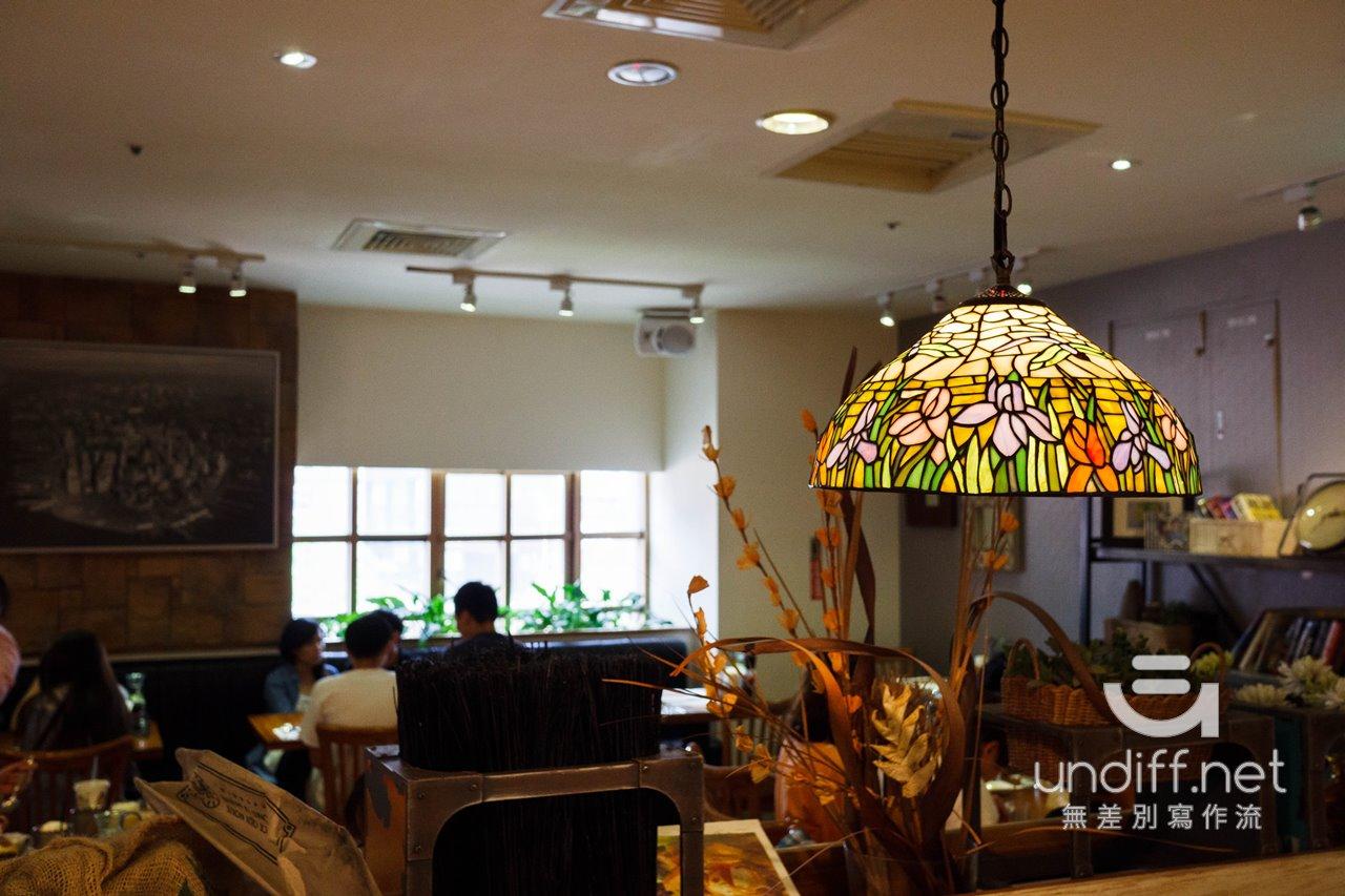 貳樓餐廳 Second Floor Cafe 微風台北車站店