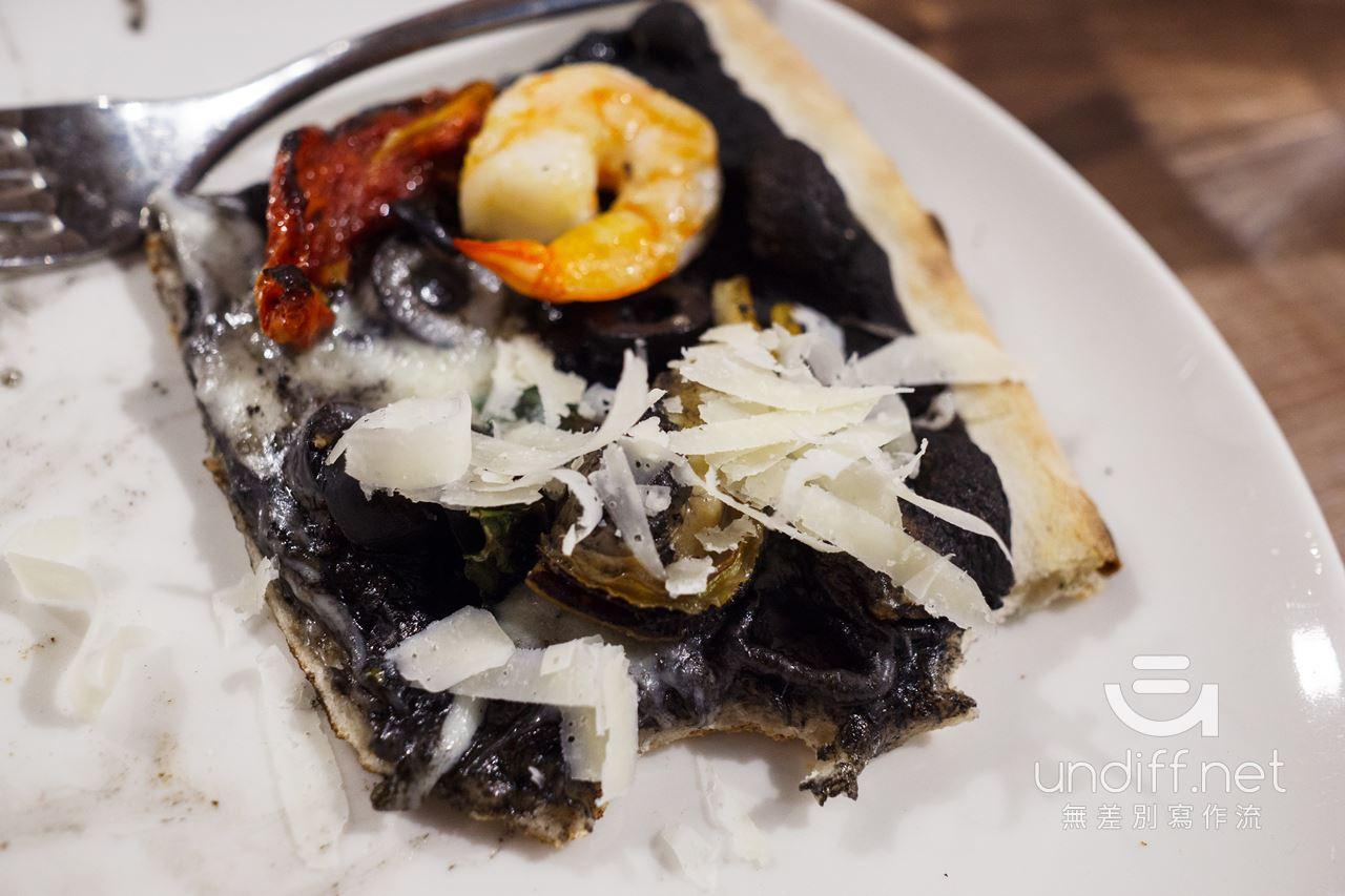 PIZZERIA OGGI 敦南店 墨魚醬海鮮披薩