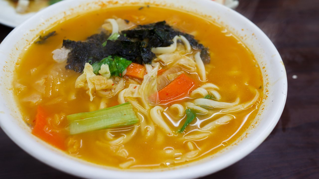 【新北美食】永和 韓蓮小館 》樸實的韓國家常美食 1