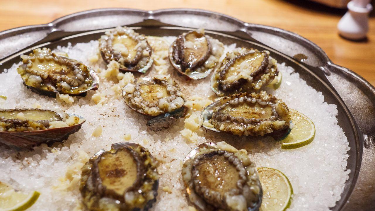【新北美食】永和 209 漁場 海鮮料理專賣店 》九孔鮑的奇妙體驗 2