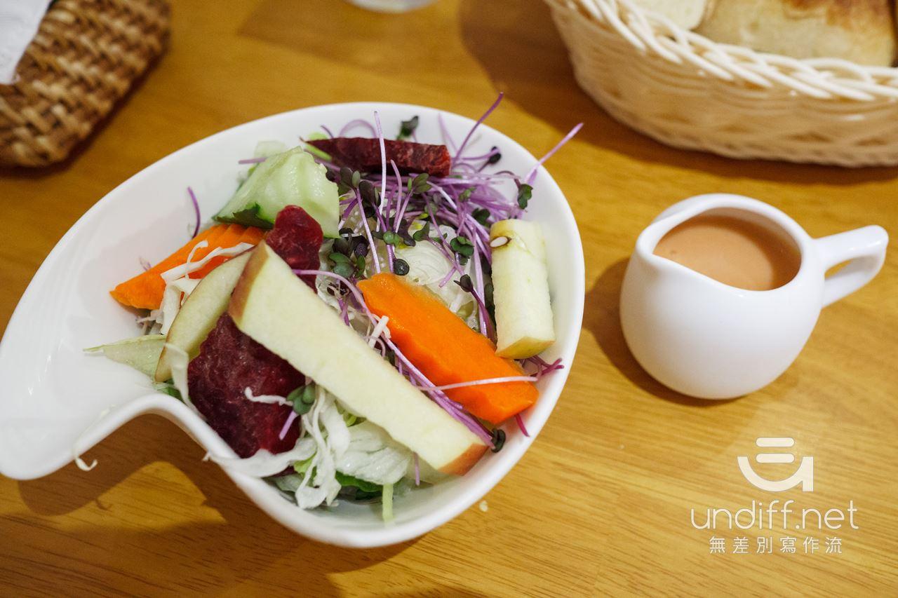 永和 育成蕃薯藤自然食堂