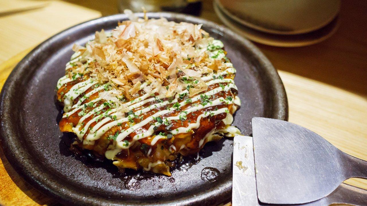 【台北美食】大安 旅.東京 travel 鐵板小料理 》宛如置身日本的好吃大阪燒 1