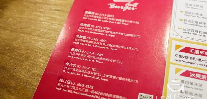 【台北美食】松山 Bravo Burger 發福廚房 民權店 》美味的招牌花生醬牛肉堡 35