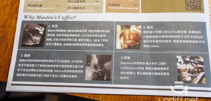 【台北美食】內湖 MASTRO CAFE 》份量十足的戰斧豬排 18