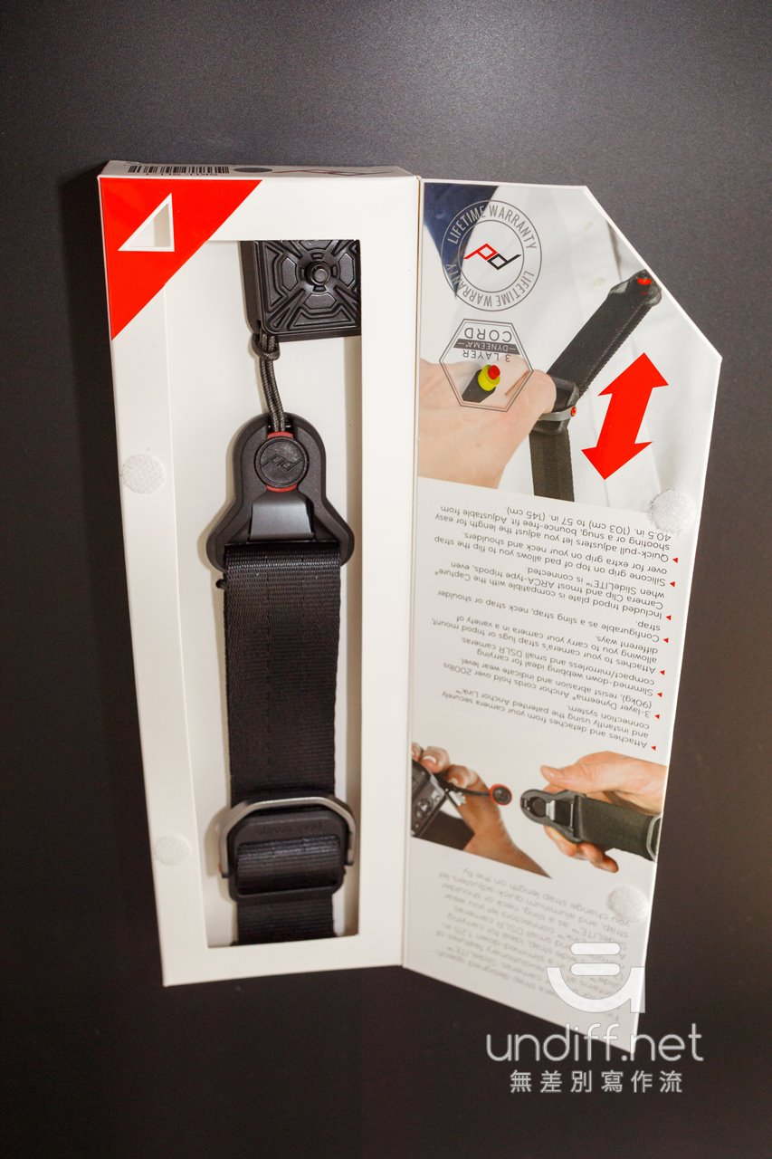 Peak Design Slide Lite 快拆式相機背帶 微單專用版