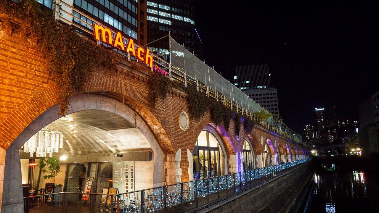 【東京景點】秋葉原 mAAch ecute 神田萬世橋 》老火車站紅磚月台變身文青百貨 1