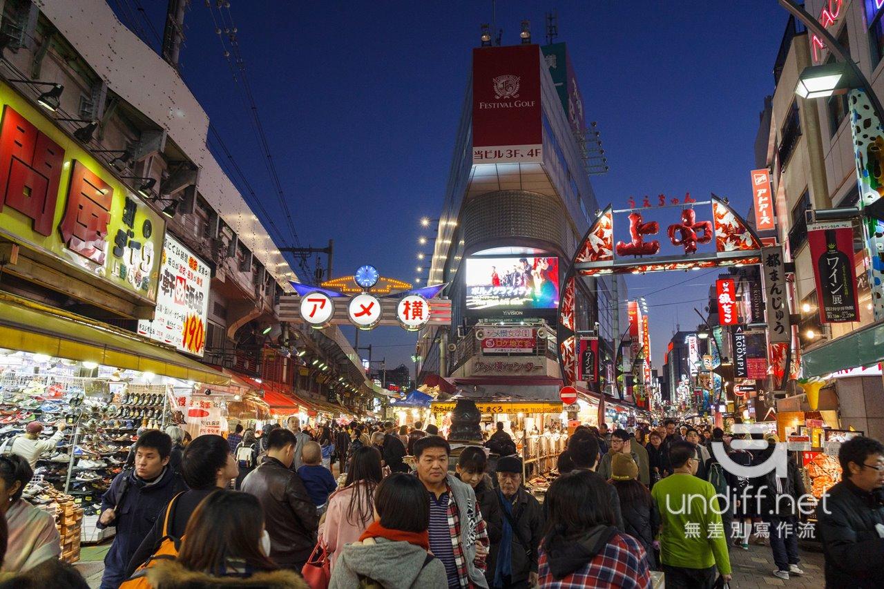 【日本旅遊】2015 東京自由行 Day 1:上野、秋葉原