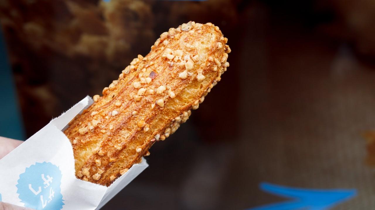【東京美食】原宿 竹下通 ザクザク ZAKUZAKU 泡芙 》超好吃超人氣的排隊甜點 1