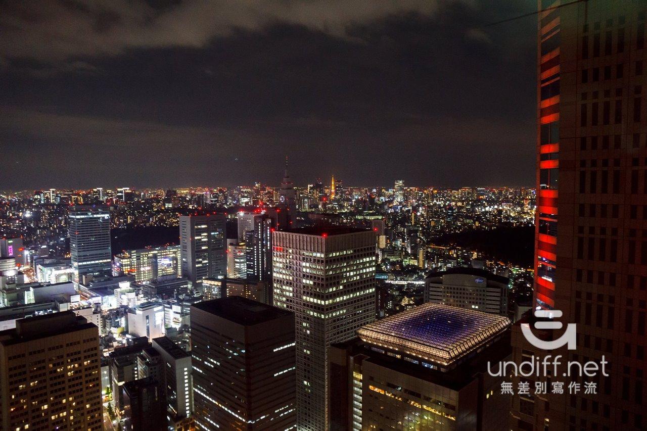 【東京景點】新宿 東京都廳展望室