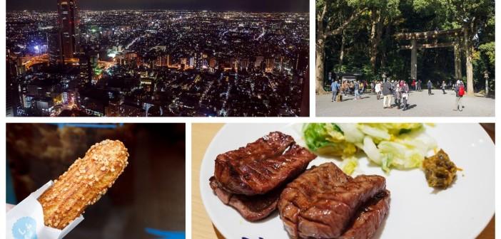【日本旅遊】2015 東京、橫濱、江之島 8天7夜自由行 》行程整理與資訊分享 4