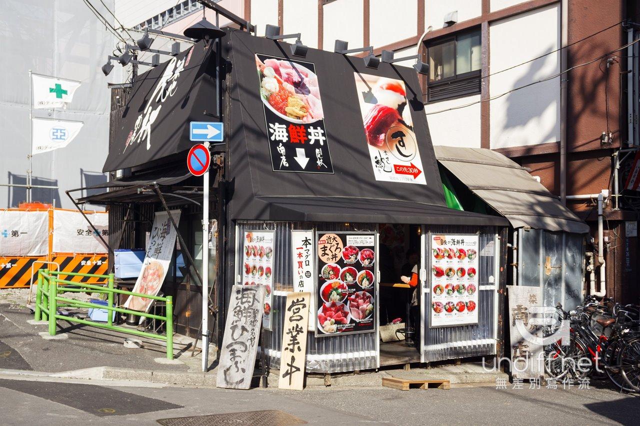 【東京美食】築地 虎杖 南店 》華麗的寶石箱海鮮丼三吃