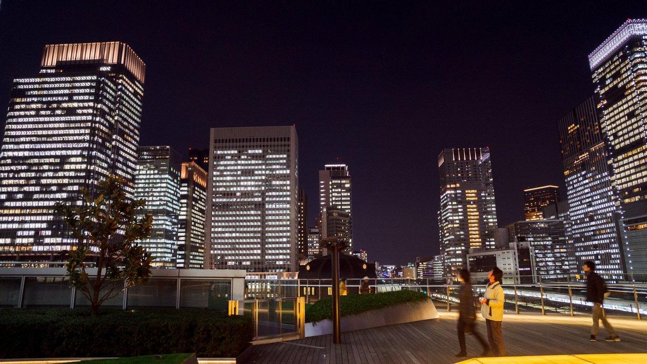 【東京景點】東京車站 KITTE 》舊郵局改造設計賣場與東京駅大樓夜景 1