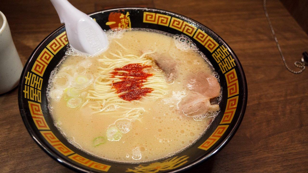 【東京美食】上野 一蘭拉麵 》24小時不打烊的台灣人最愛拉麵 1