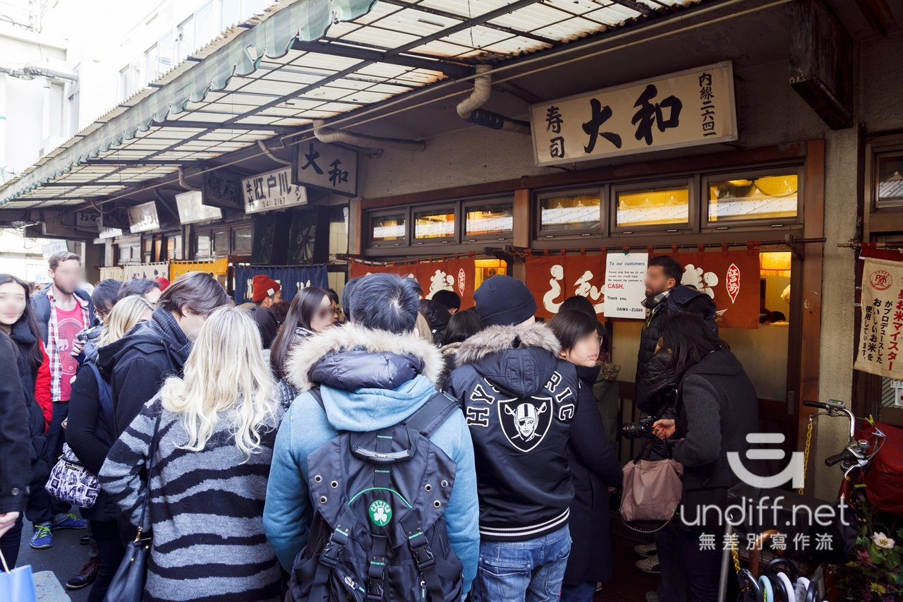 【日本旅遊】2015 東京自由行 Day 3:築地、銀座、東京車站、六本木 19