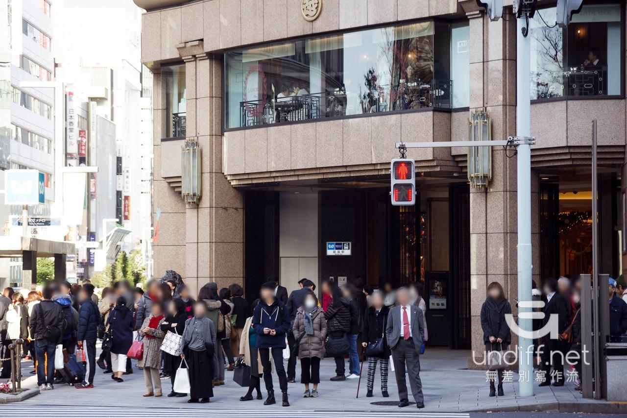 【日本旅遊】2015 東京自由行 Day 3:築地、銀座、東京車站、六本木