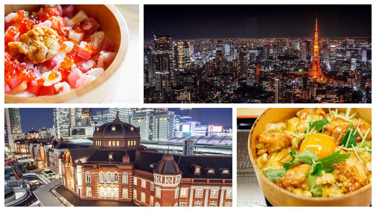 【日本旅遊】2015 東京自由行 Day 3:築地、銀座、東京車站、六本木 1