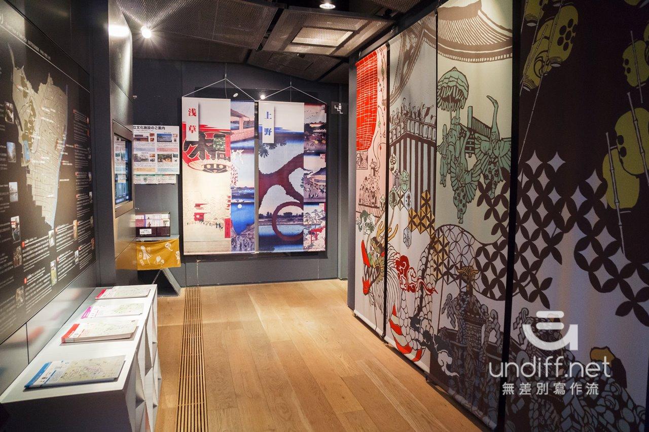 【東京景點】淺草 文化觀光中心 》盡收晴空塔天際線的白天與黑夜