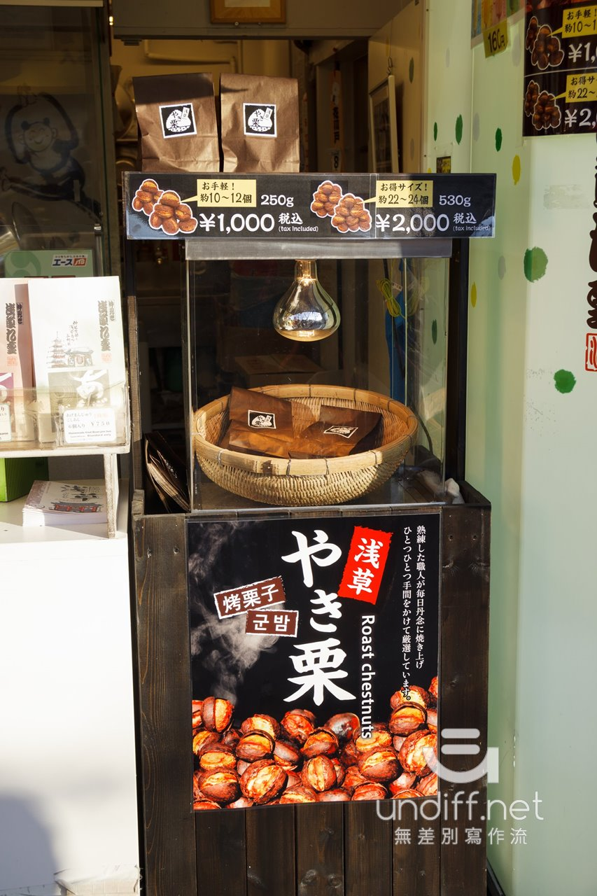 【東京美食】淺草 小吃