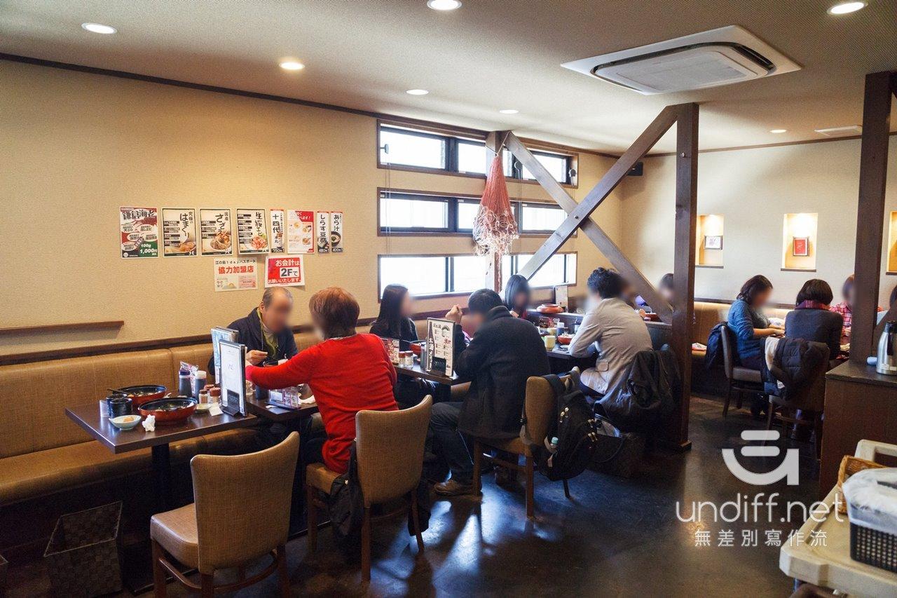 【江之島美食】しらす問屋 とびっちょ 》生吻仔魚5色丼飯 視覺與味覺的雙重享受