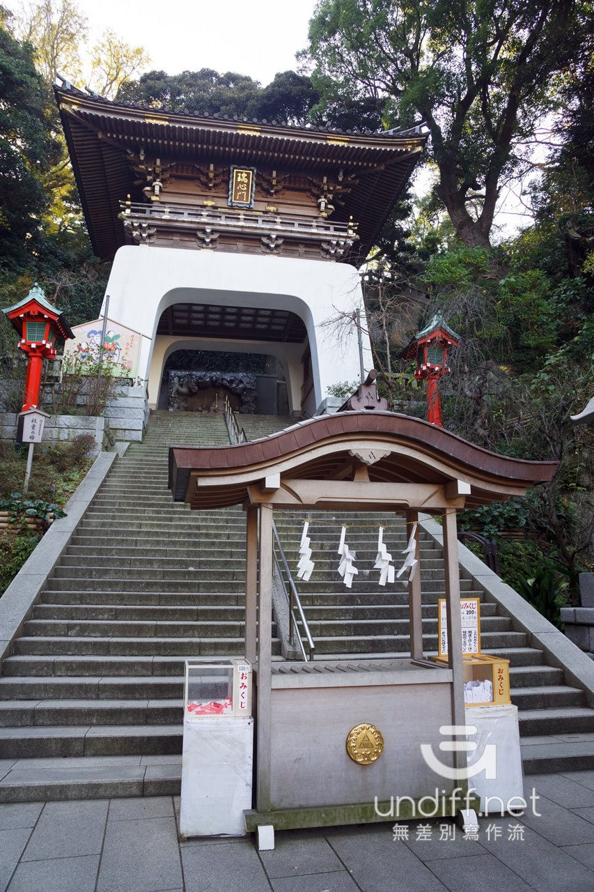 【日本旅遊】江之島 半日遊 》弁財天老街、江島神社、龍戀之鐘、稚兒之淵