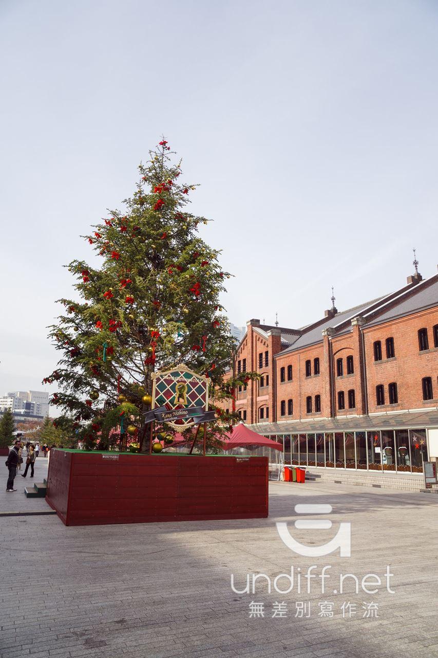 【橫濱景點】紅磚 赤レンガ 倉庫 》現代港口中的優美古蹟 12