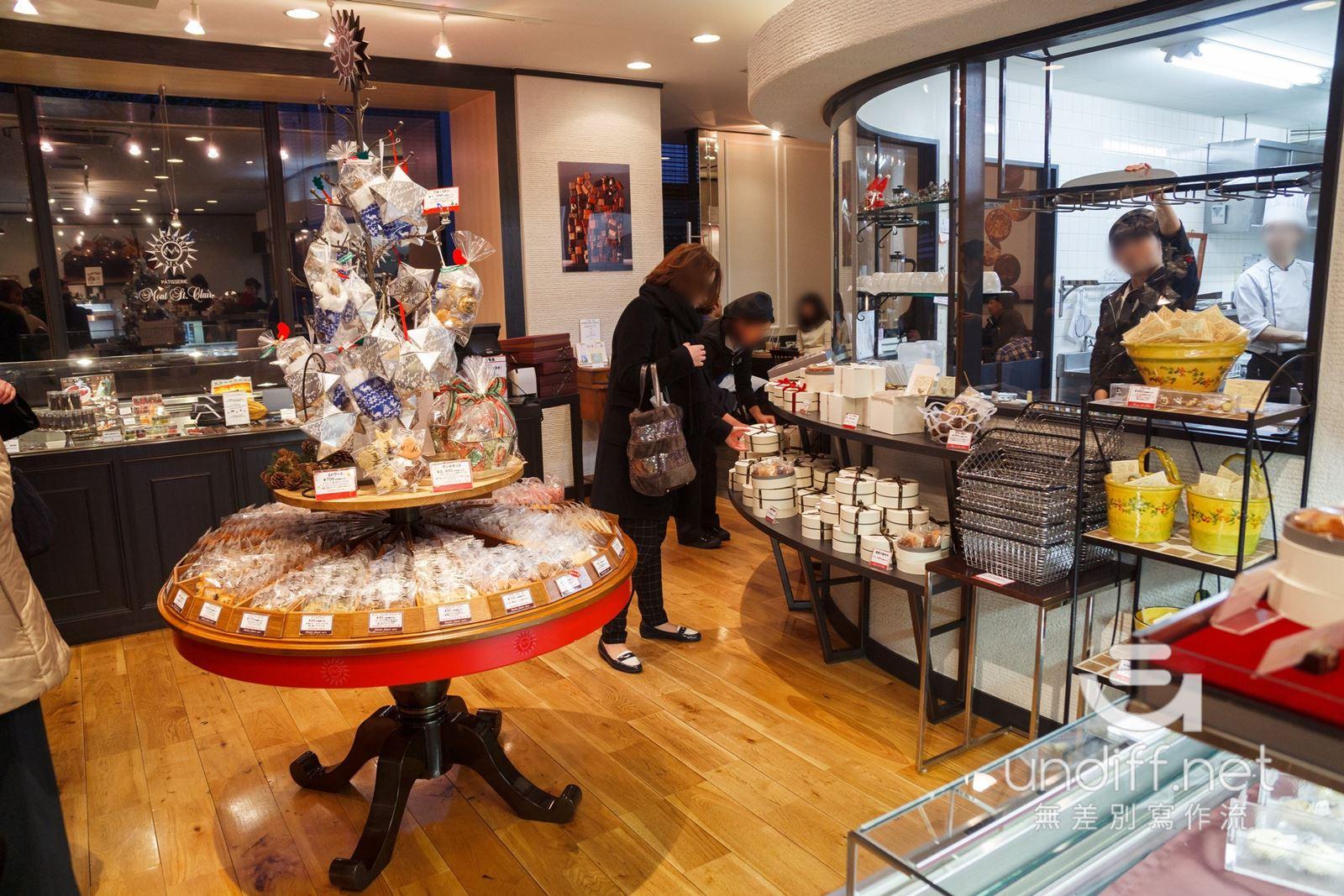 【東京美食】自由之丘 Mont St. Clair 》名不虛傳的人氣甜點名店 14