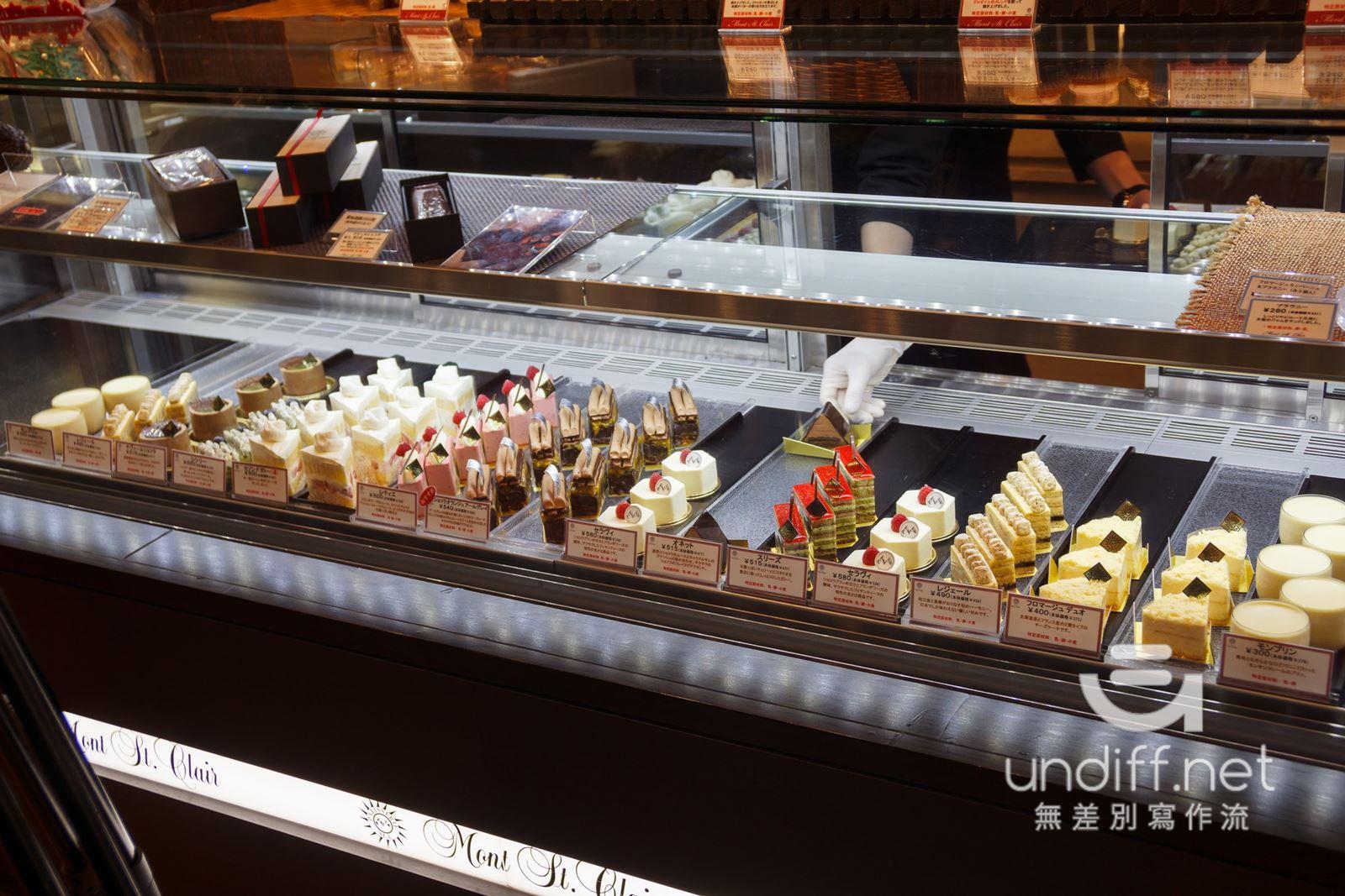 【東京美食】自由之丘 Mont St. Clair 》名不虛傳的人氣甜點名店 12