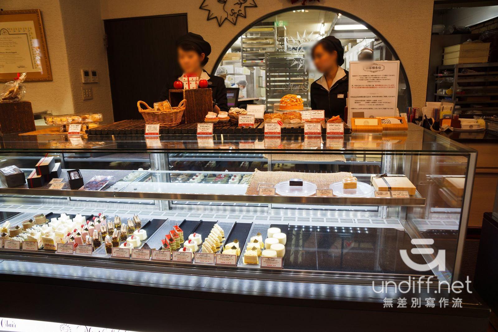 【東京美食】自由之丘 Mont St. Clair 》名不虛傳的人氣甜點名店 10