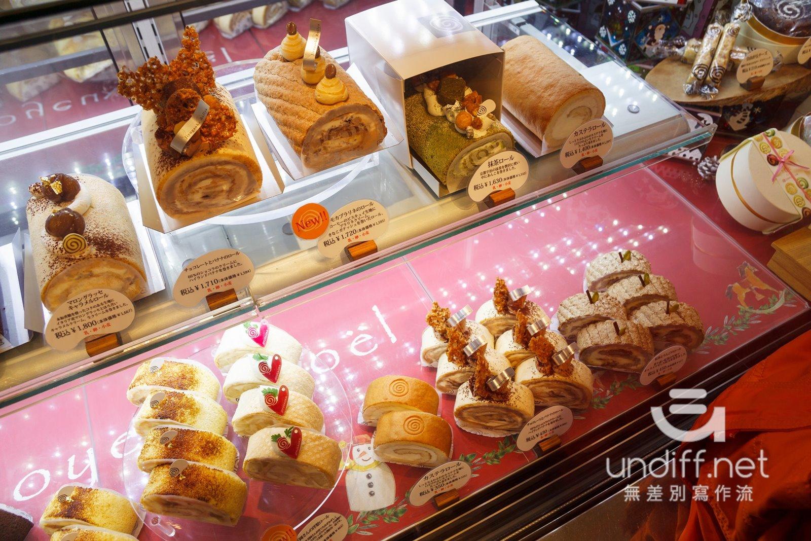 【東京美食】自由之丘 ロール屋 》樸實就很好吃的瑞士蛋糕捲專賣店 6