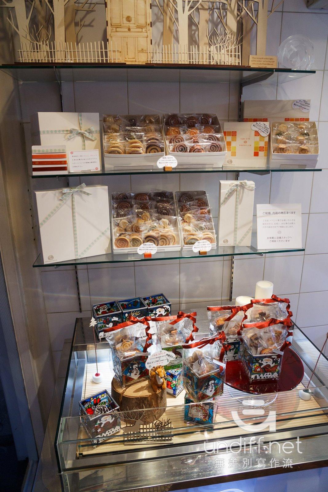 【東京美食】自由之丘 ロール屋 》樸實就很好吃的瑞士蛋糕捲專賣店 20