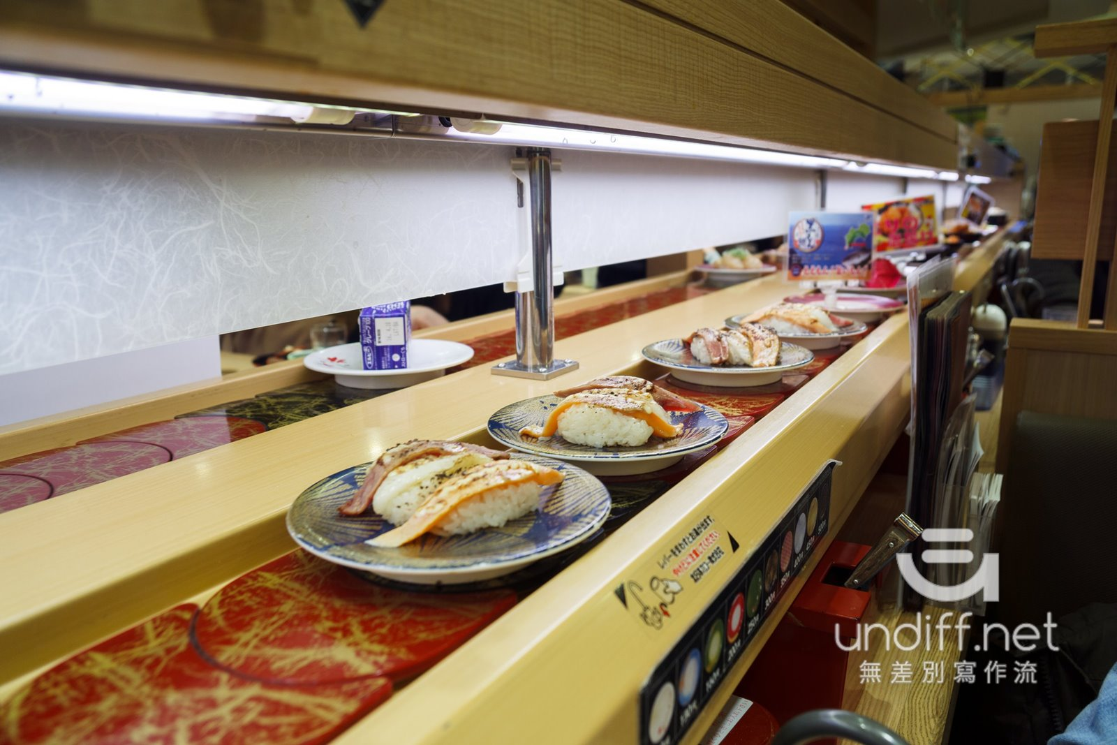 【東京美食】澀谷 回し寿司 活.美登利 西武澀谷店 》超值新鮮又美味的迴轉壽司 22