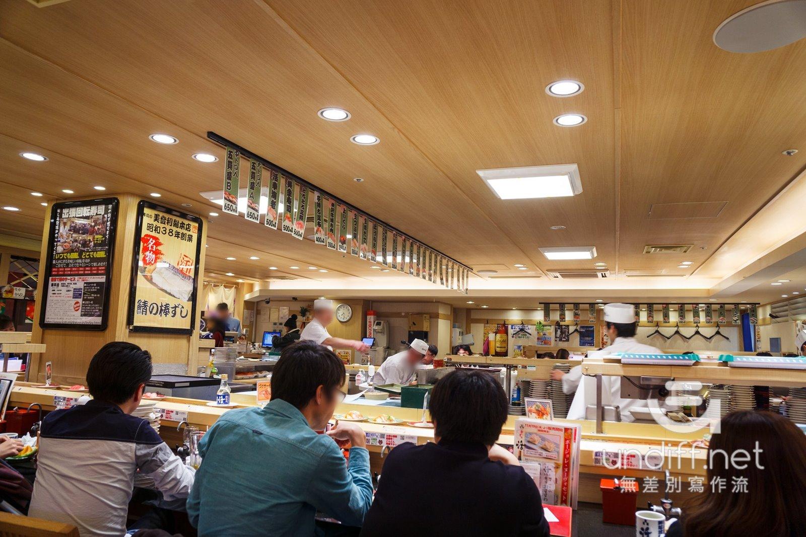 【東京美食】澀谷 回し寿司 活.美登利 西武澀谷店 》超值新鮮又美味的迴轉壽司 16