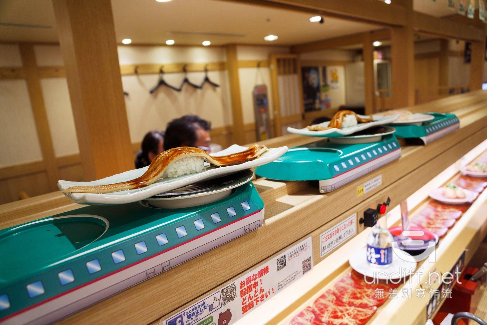 【東京美食】澀谷 回し寿司 活.美登利 西武澀谷店 》超值新鮮又美味的迴轉壽司 40