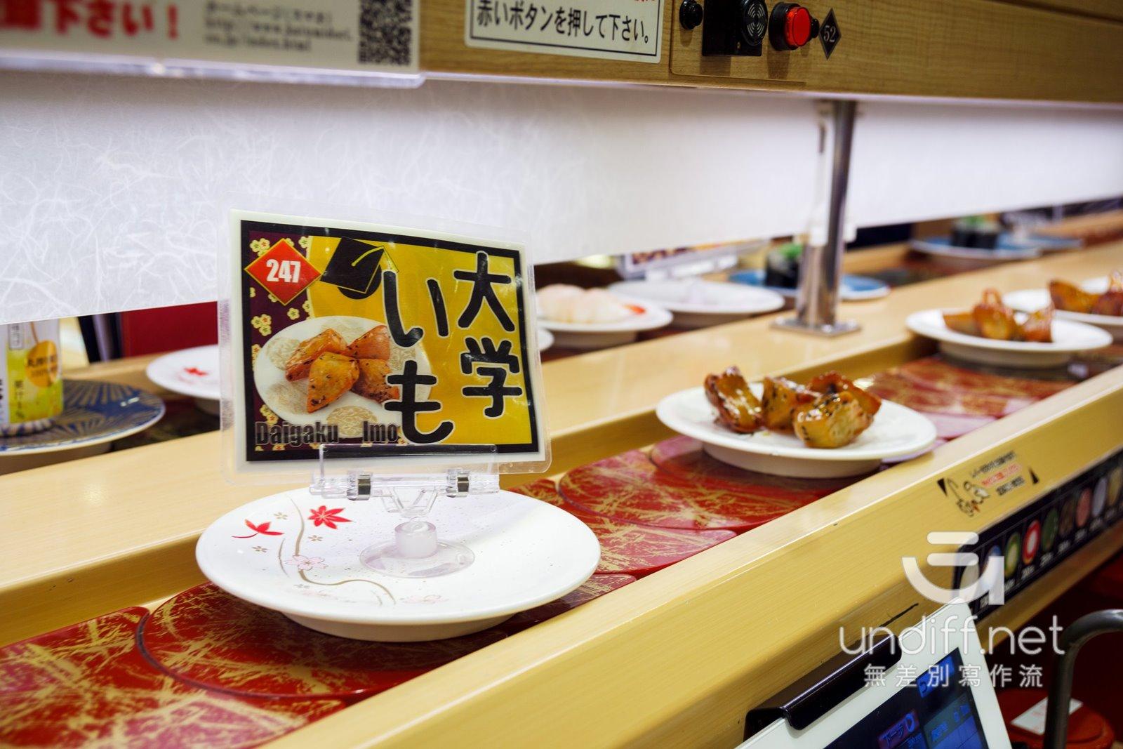【東京美食】澀谷 回し寿司 活.美登利 西武澀谷店 》超值新鮮又美味的迴轉壽司 26