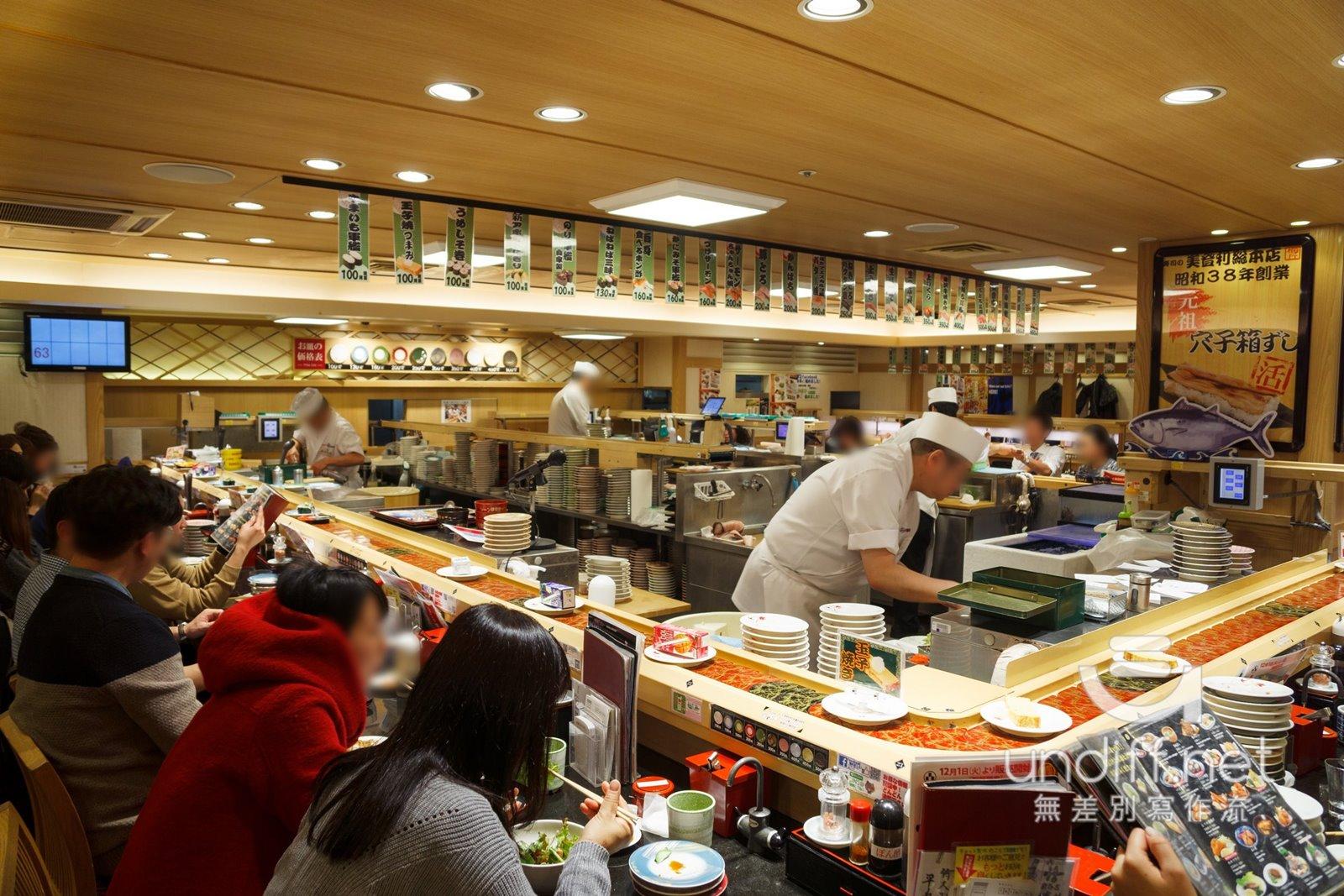 【東京美食】澀谷 回し寿司 活.美登利 西武澀谷店 》超值新鮮又美味的迴轉壽司 18