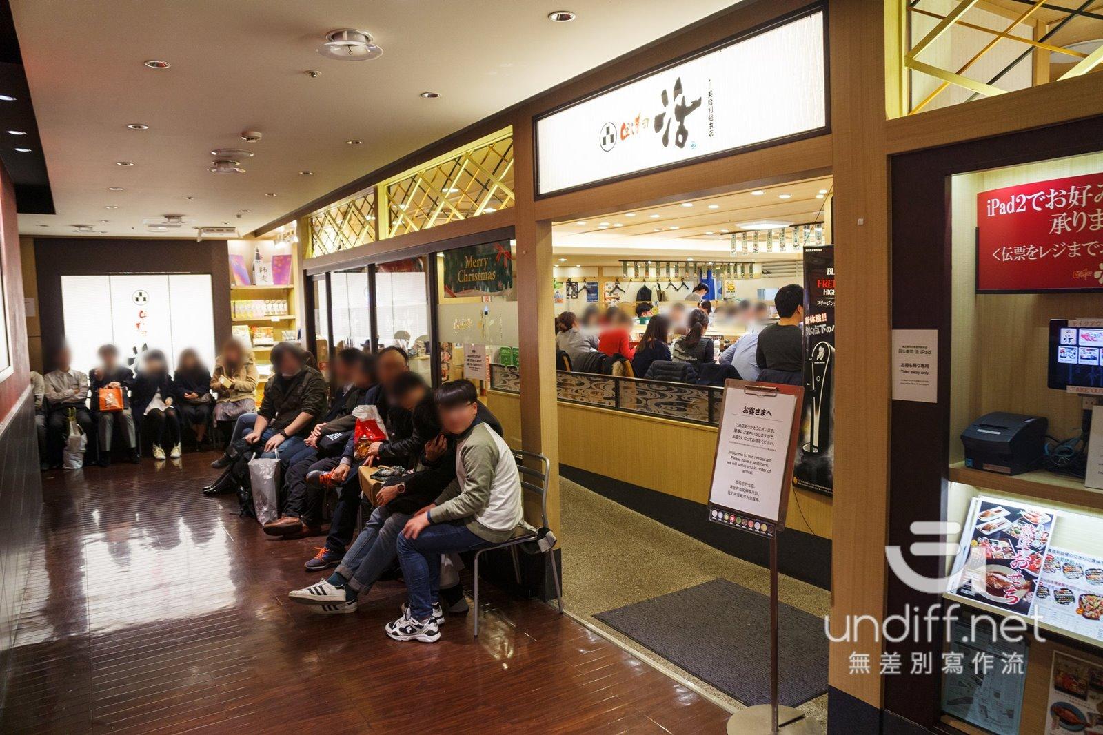 【東京美食】澀谷 回し寿司 活.美登利 西武澀谷店 》超值新鮮又美味的迴轉壽司 4