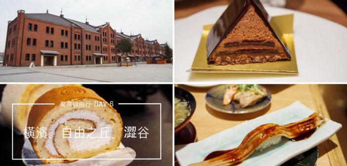 【日本旅遊】2015 東京自由行 Day 6:橫濱、自由之丘、澀谷