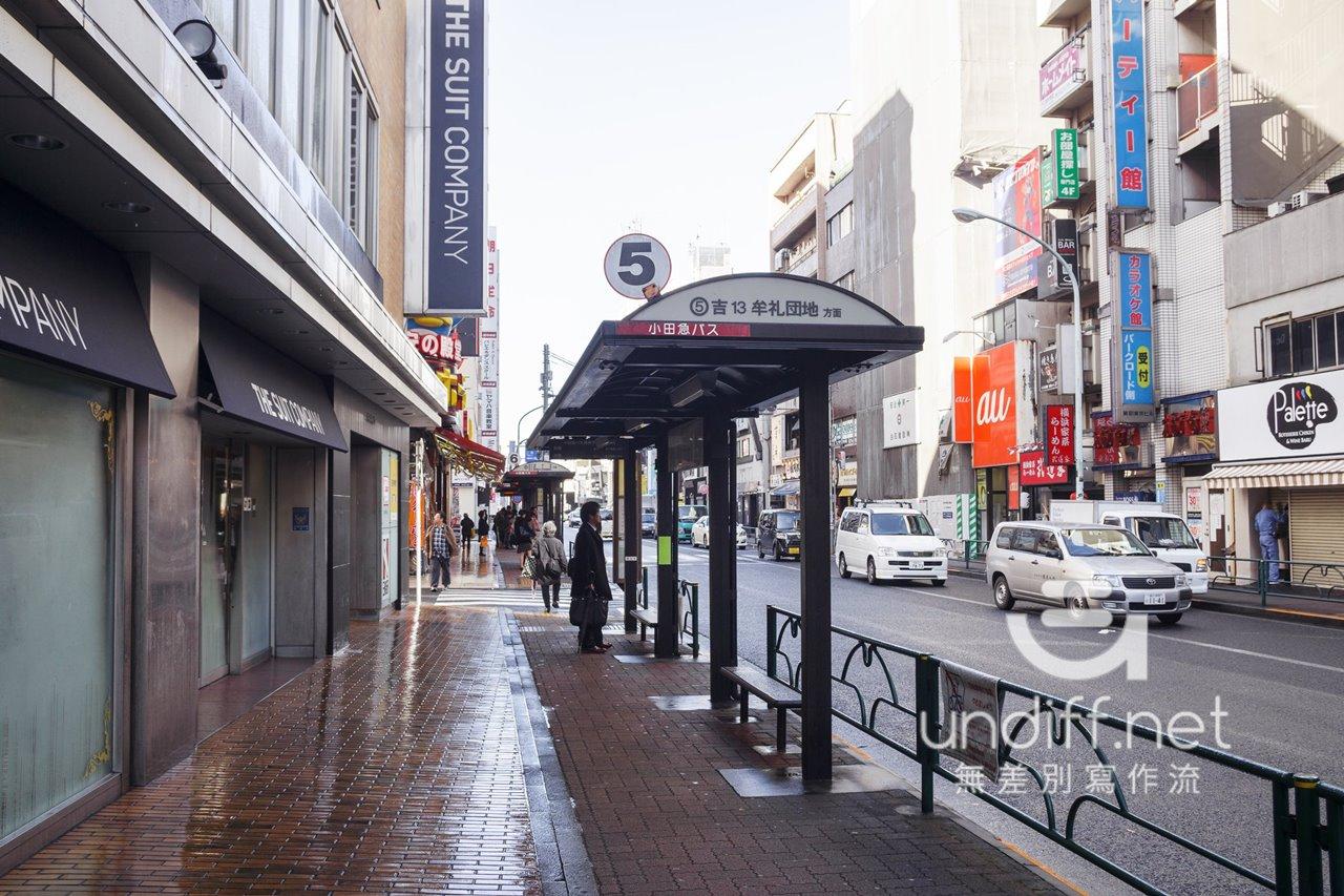 【東京交通】吉祥寺到深大寺 》小田急巴士搭乘方式 14